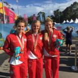 Commonwealth Bronze Medal - Women's Hockey