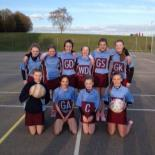 Year 7 Netball Squad - County Champions 2014